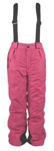 Mädchen Kinder Skihose Wintersport, (Gr. 134/140) Pink Sporthose Schneehose Hose * TOP  QUALITY E03732000020920