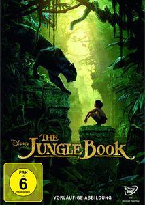 Disney The Jungle Book [DVD]