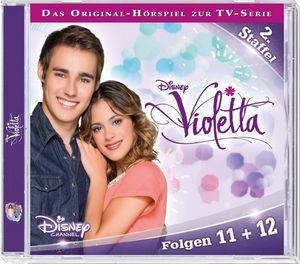 Disney Violetta Staffel 2 (Folge 11+12)