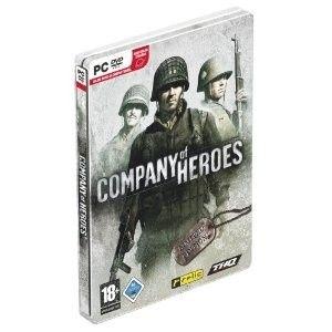 Company of Heroes - Steel Book (DVD-ROM)
