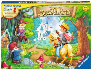 Junior Sagaland Ravensburger 21372