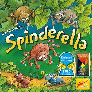 Noris Spiele Spinderella; 601105077