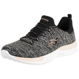 Skechers Dynamight Damen Sneaker Grau Schuhe, Größe:39