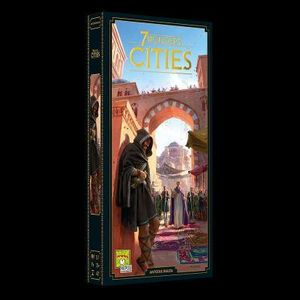 Asmodee 7 Wonders Cities 0 0 STK