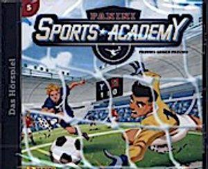 Panini Sports Academy. Tl.5, 1 Audio-CD