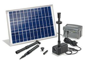 Solar-Pumpen-System Siena LED komplettes Set