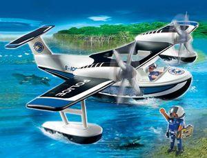 Playmobil 4445 - Polizei Wasserflugzeug