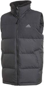 adidas Down Vest - black, Größe:L