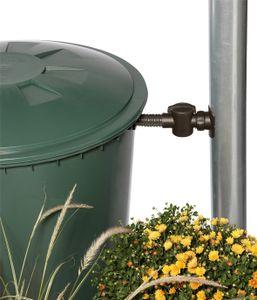 SPEEDY Regensammler DN 70-100 für Regentonnen Regenspeicher Regenwasser