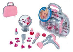 Braun Beauty Case rosa/silber