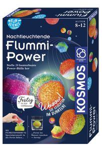 Kosmos Experimentierkasten FunScience Nachtleuchtende Flummipower