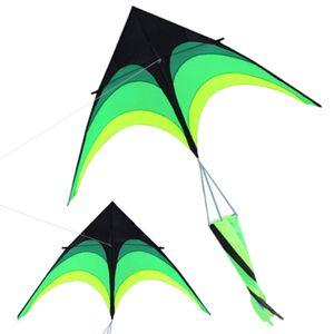 Große Delta Flugdrachen Drachen Winddrachen Kinderdrachen für Erwachsene und Kinder Outdoor Spiel Geschenk Flugdrache