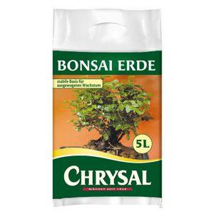 Chrysal Bonsai Erde - 5 Liter