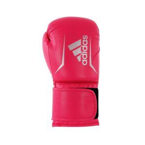 adidas Speed 50 Boxhandschuhe pink/silber Größe 12