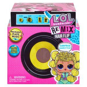 L.O.L. Surprise REMIX Hairflip Tots Asst in 12er Display