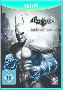 Batman: Arkham City Armoured Edition
