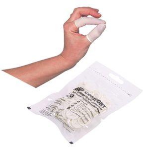 AMPri Med Comfort Fingerlinge Latex 100 Stück Gr. L / 4