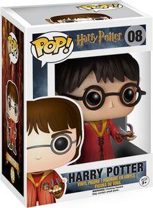 Harry Potter - Harry in Quidditch Uniform 08 - Funko Pop! - Vinyl Figur