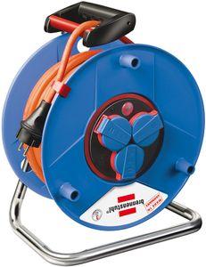 Brennenstuhl Garant Bretec IP44 Kabeltrommel 25m AT-N07V3V3-F 3G1,5, 1208940