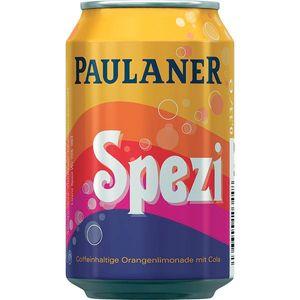 Paulaner Spezi 330 ml Dose DPG