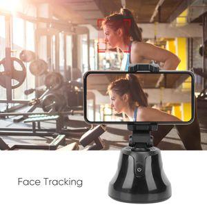 360° Auto Face Tracking Gimbal Stabilisator Telefonhalter Smart Shooting Selfie-Stick