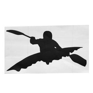 Kajak Kanu Dekoration Aufkleber Bootaufkleber Autoaufkleber Sticker Wasserdichter Vinyl Aufkleber