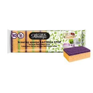 Antibakterielle Schwämme Putzschwämme Küchenspülen 10 Stück York