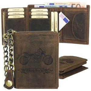 Greenburry Vintage Ketten Geldbörse 1796A-BIKE-25