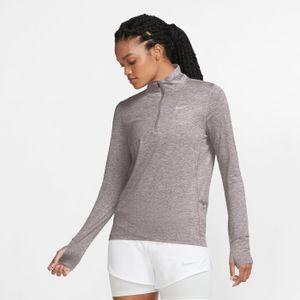 Nike W Nk Df Element Top Hz Silver Lilac/Venice/Htr/Re M