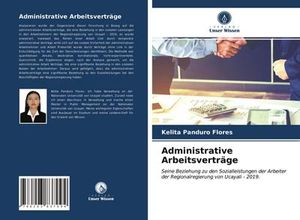 Administrative Arbeitsverträge