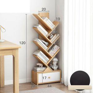 360Home Design Bücherregal Baumform Holz Regal Tree shape
