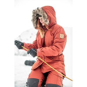 Fjällräven Singi Winter Jacket W, Size:XXS, Color:Dark Navy (555)