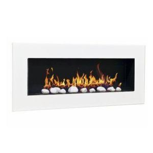 Ethanolkamin Gelkamin Dekokamin Kamin Ofen Modell TODO in weiß