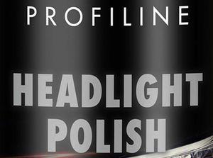 Sonax PROFILINE Headlight Polish 250 Milliliter Dose Reifen