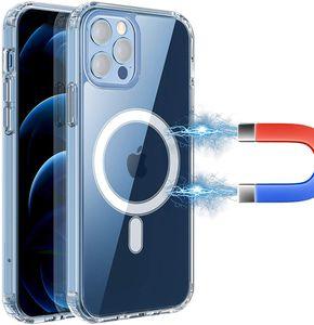 iGuard Case für iPhone 12 / 12 PRO - Magnetisches Case für MagSafe Etui Tasche Case Hülle