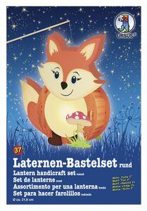 "URSUS Laternen Bastelset ""Fuchs"""