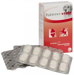 Flexivet START 30Tab. für Hunde