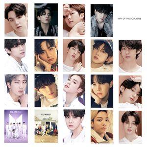 """32-er/set Kpop BTS Postkarten LOMO Karten, """"BTS,THE BEST"""" JK V JIMIN JIN SUGA RM J-HOPE LOMO Cards 5.2*7.4cm"""