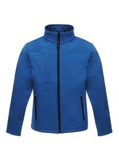 Regatta Octagon II Herren Softshell Jacke, Größe:4XL, Farbe:Oxford Blue/Black