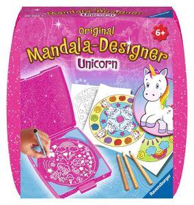Mandala Designer Mini Unicorn Ravensburger 29704
