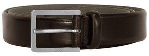 Boss 50228668-202 Herrengürtel Erinio Braun, 105 cm