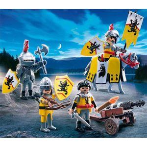 Playmobil Lion Knights Troop, Mehrfach