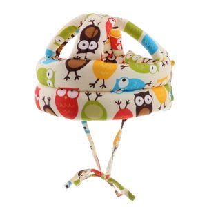 kleinkind schutzhelm kopfschutz hut kopfschutz kappe eule Baby-Schutzhelm wie beschrieben + wie beschrieben wie beschrieben