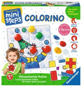 Ravensburger ministeps Spielzeug Colorino 04503