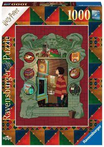Harry Potter bei der Weasley Familie Ravensburger 16516