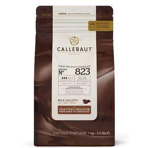 1 kg Recipe n°823 NV  - Vollmilch Callets Callebaut