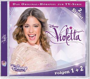 Disney Violetta Staffel 2 (Folge 1+2)