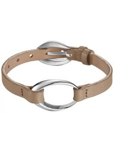 Esprit BR11423B Ovality Damen-Armband Shelly Taupe