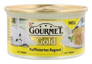 Gourmet Gold Raffiniertes Ragout mit Huhn (85 g)