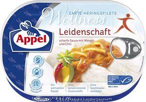 Appel Heringfilets Wellness Leidenschaft in anregenden Sauce 200g